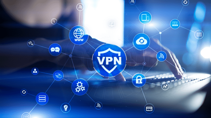 VPN на роутері