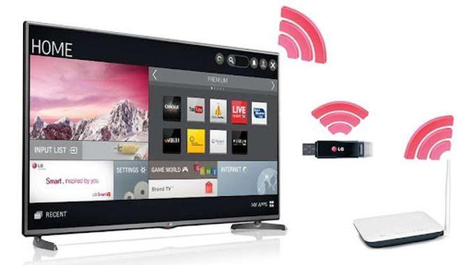 Як підключити телевізор до вайфаю смарт тв